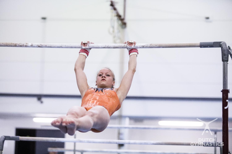 Laura de Witt -Turnster van Oranje